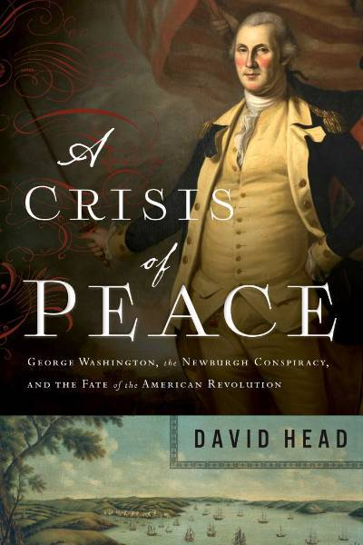 A Crisis of Peace book cover